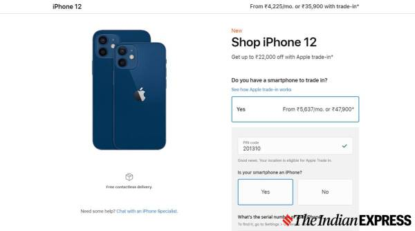 iphone 12, iphone 12 price in india, iphone 12 bank discount, iphone 12 trade in, iphone 12 exchange offers, iphone 12 pro price in india, iphone 12 pro exchange offers