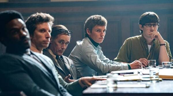 The Trial of the Chicago 7, The Chicago Seven, Chicago Seven movie review, Who are the Chicago Seven, Where are the Chicago Seven now, Indian Express