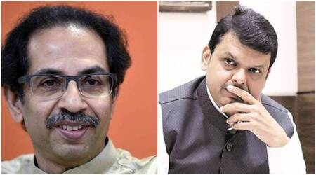 Maharashtra rains, Maharashtra floods, Maharashtra weather, Uddhav Thackeray, Devendra Fadnavis, India news, Indian Express