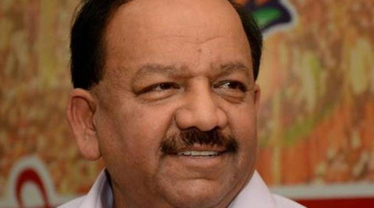 Dr Harsh Vardhan, Union Minister for Science and Technology, Harsh Vardhan launches dimethylether stove gas, green fueled stove launched, indian express news