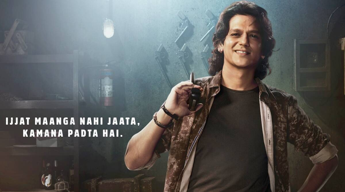 Want to see if I can create my own space in Mirzapur 2: Vijay Varma
