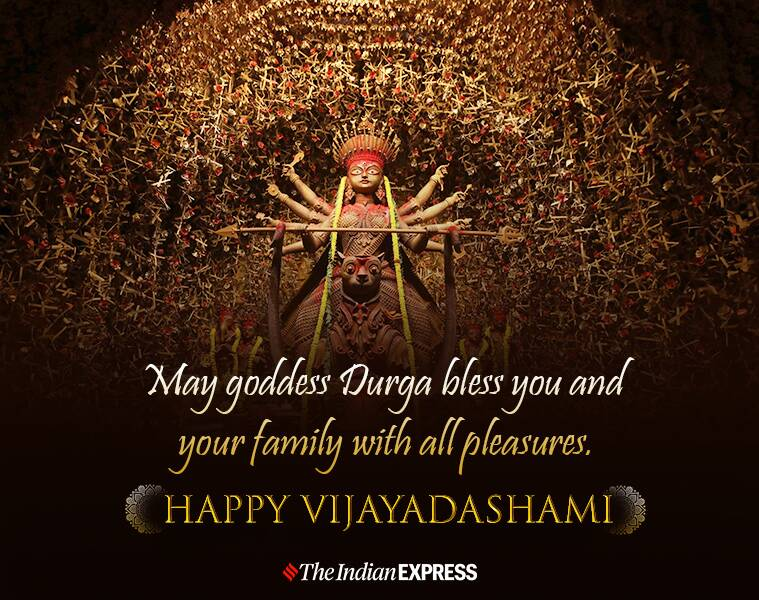 Happy Dussehra 2020 Wishes Images