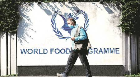 Nobel Peace Prize winner WFP's India link: PDS reforms, rice ATMs