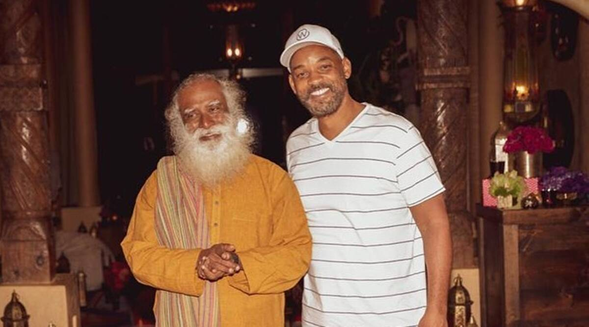 Sadhguru will smith, Sadhguru, will smith