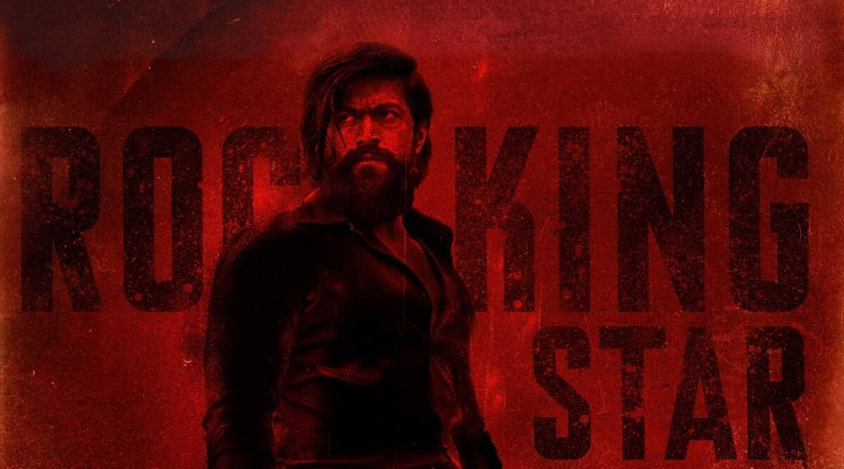 Yash in KGF Chapter 2