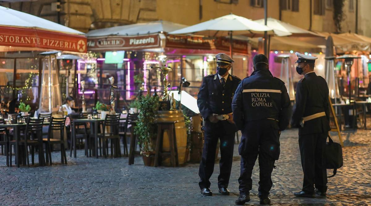 Italy Readies National Curfew, Movement Bans for Risk Areas