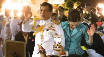 Thailand protesters demand King Maha to renounce royal fortune
