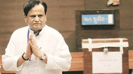 Ahmed Patel family, Piraman village, Ahmedabad news, Gujarat news, Indian express news