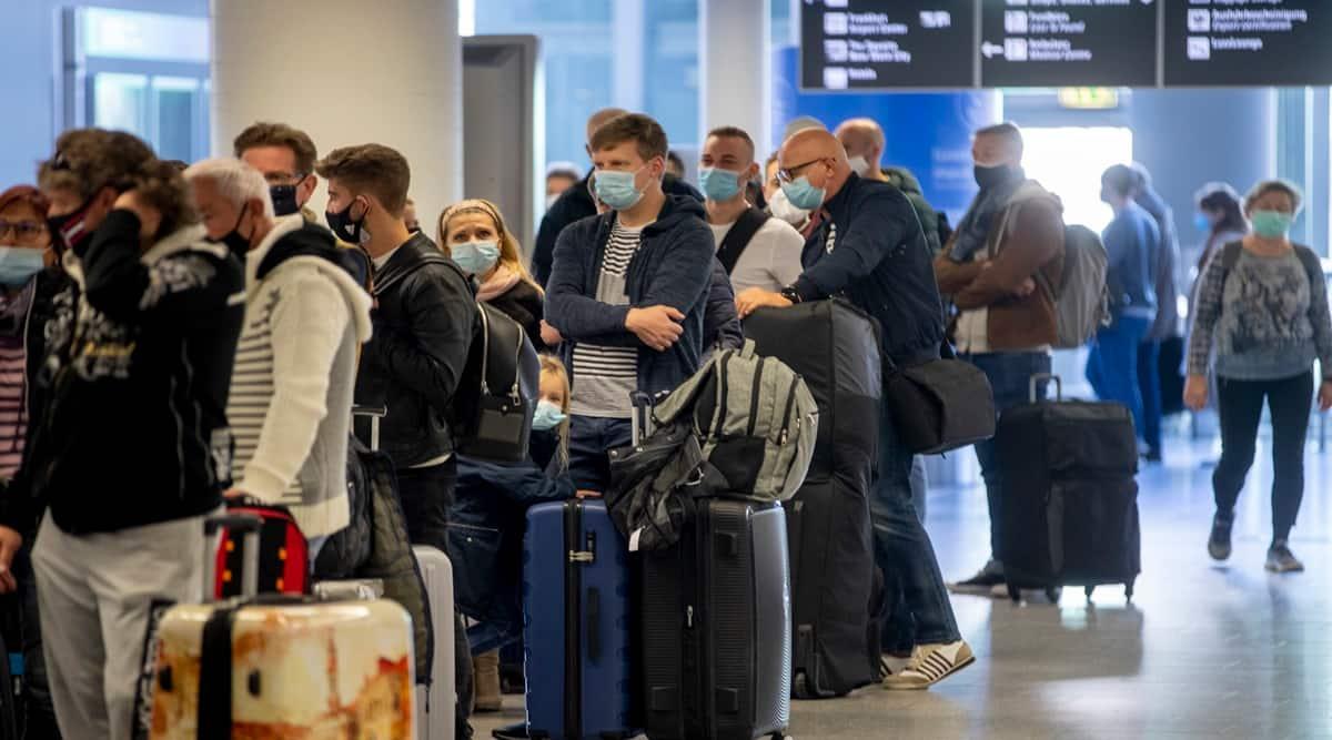 Air travellers, Flights, COVID-19 air travel
