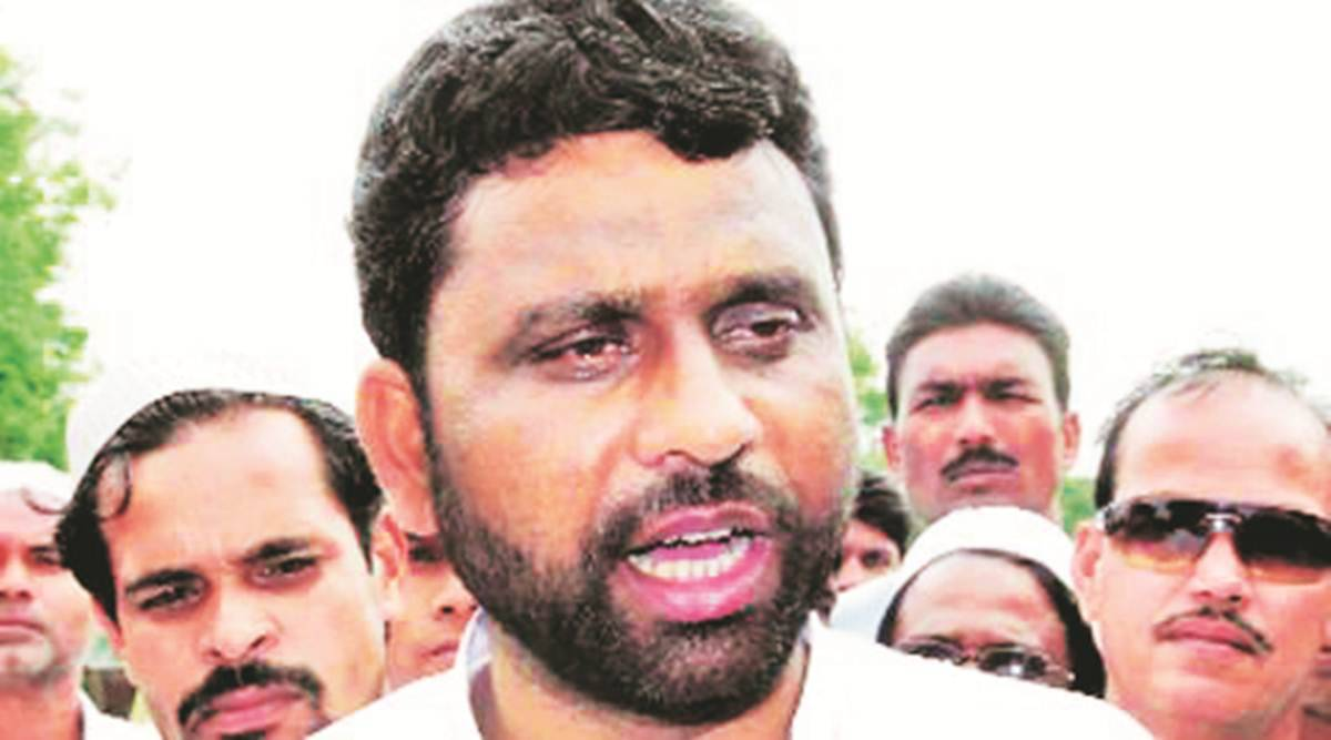 AIMIM MLA replaces 'Hindustan' with 'Bharat' while taking oath in Bihar