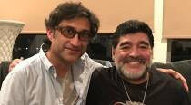 Director Asif Kapadia remembers Diego Maradona: I touched his left foot