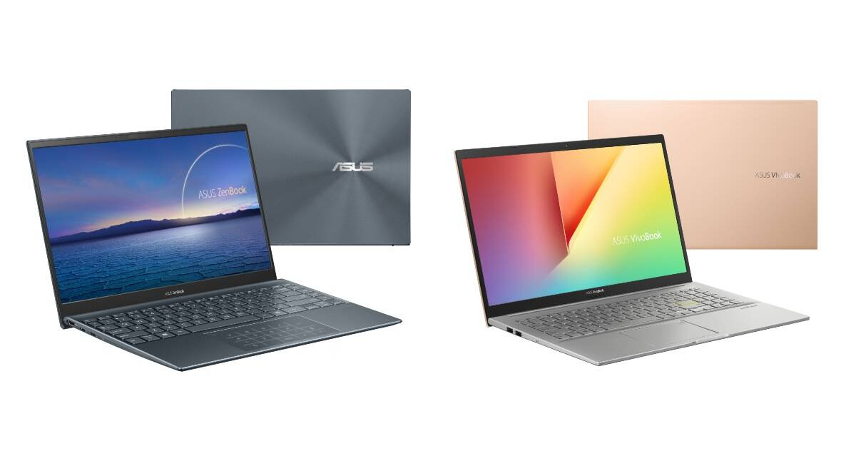 Asus VivoBook, Asus VivoBook ultra, Asus zenbook, Asus zenbook 14, Asus laptops, laptops in india, laptops,