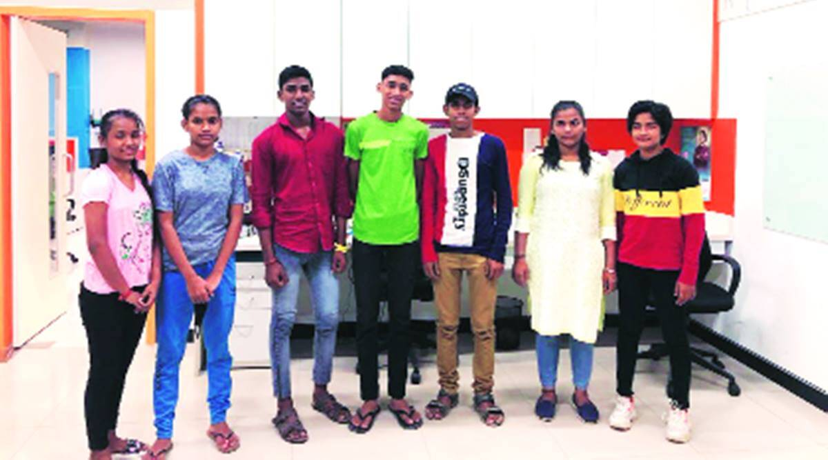Mumbai: 6 BMC school alumni dream of shooting hoops in NBA