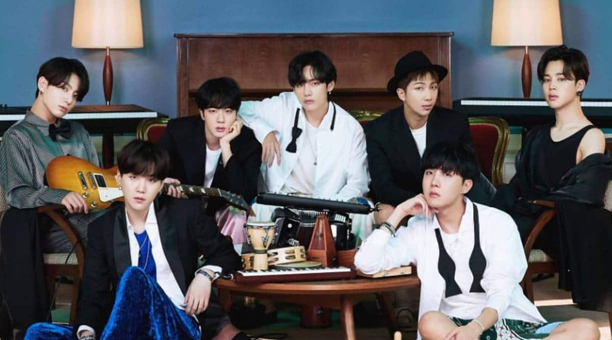 South Korean boyband BTS