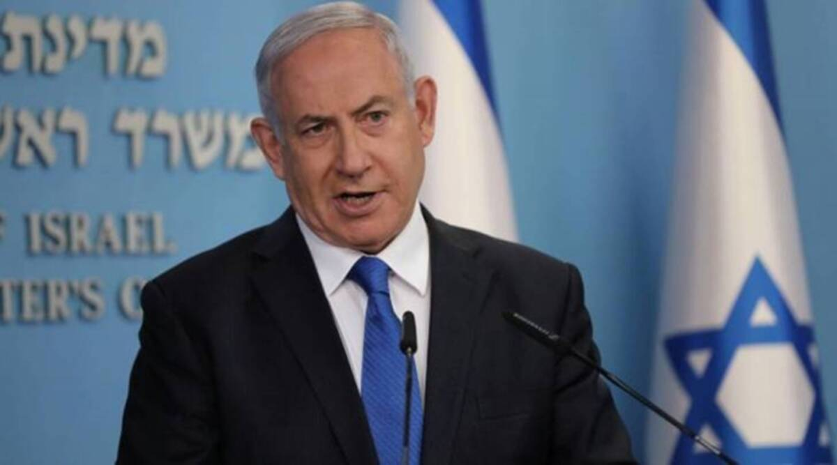 Jerusalem latest news, Benjamin Netanyahu news, Israel protests, israel weekly protest, charges on pm Netanyahu, israel pm charges, israel latest news, world news, indian express world news