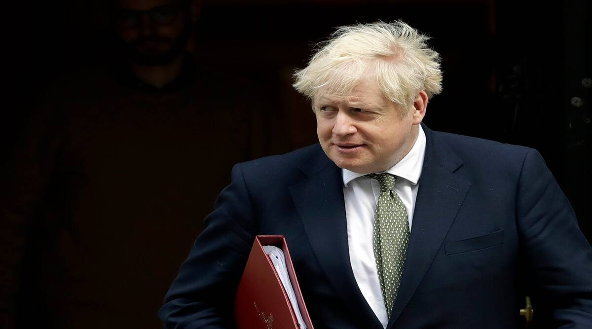 Boris Johnson to end England's national lockdown on Dec. 2