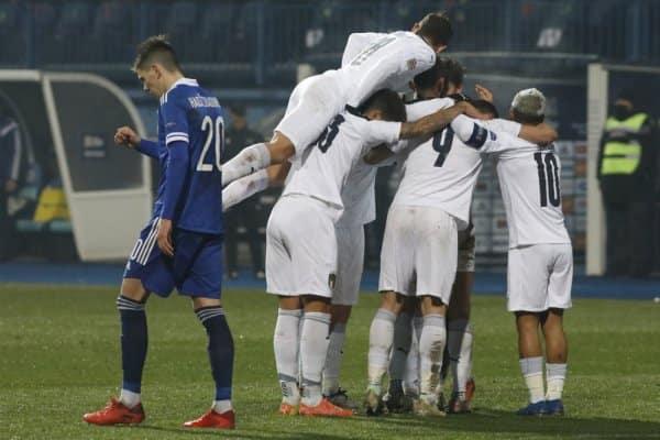 Bosnia vs Italy