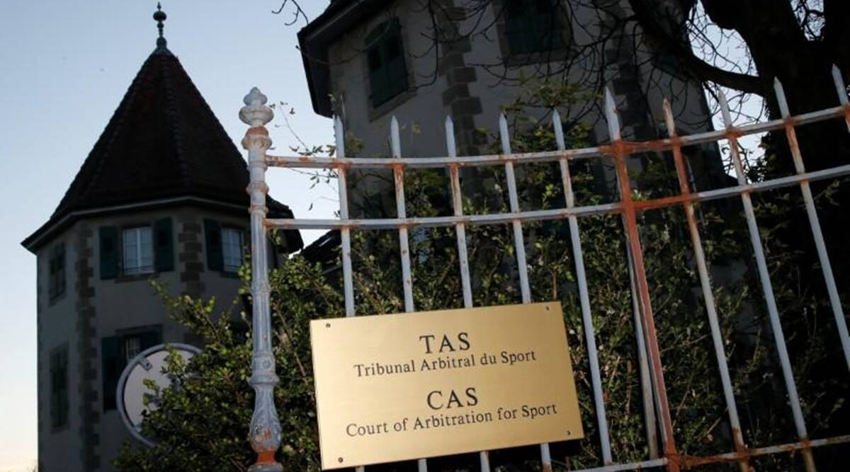 CAS Court of Arbitration for Sport