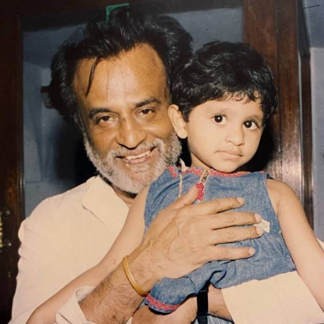 AR Rahman with Rajinikanth