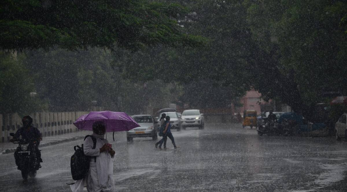 Chennai Rains, Chennai Rainfall, northeast monsoon, Rain in Chennai