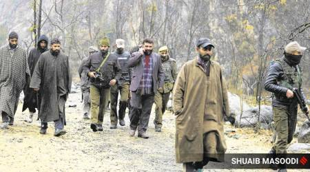 j&k elections, j&k election campaign, j&k election candidates, Choudhary Mohammad Yaseen Poswal, PAGD alliance, Jammu and Kashmir, indian express