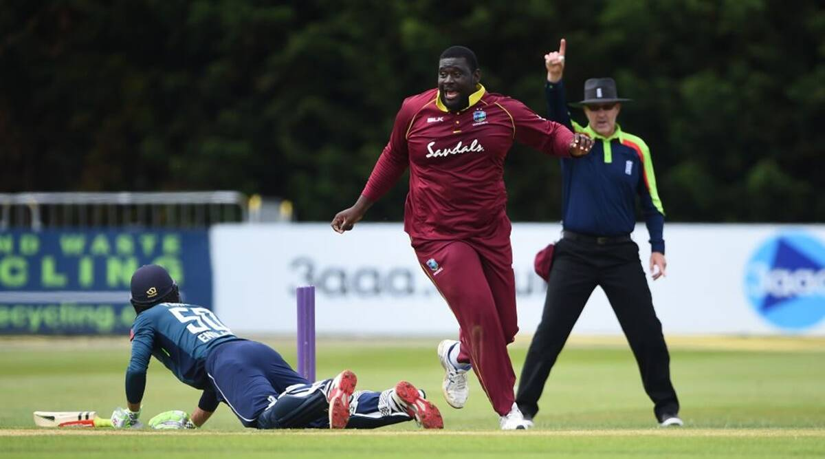 'Is the problem genetic?': Former West Indies players criticize Rahkeem Cornwall