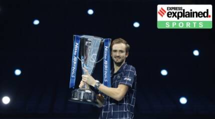 Why Medvedev's ATP finals win doesn't signal change of guard yet