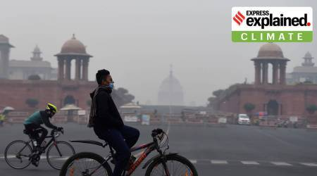 Cold wave, India weather, IMD, cold wave explained, weather today, India winters, Snowfall, Delhi temperature, cold wave conditions, express explained