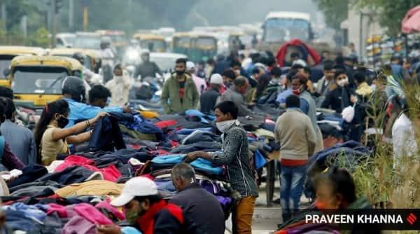 Delhi lockdown, Delhi news, Delhi covid cases, Delhi corona news, Delhi markets lockdown, Delhi wedding capacity, Indian Express