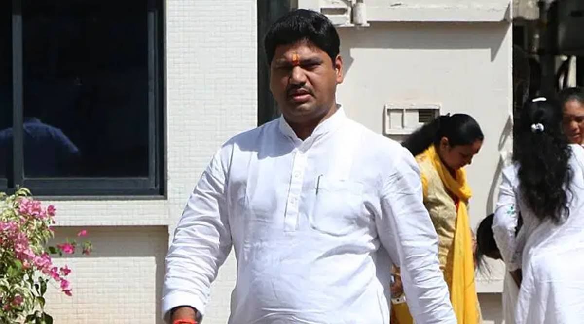 NCP leader, Dhananjay Munde, Lilavati hospital, Mumbai news, Maharashtra news, Indian express news