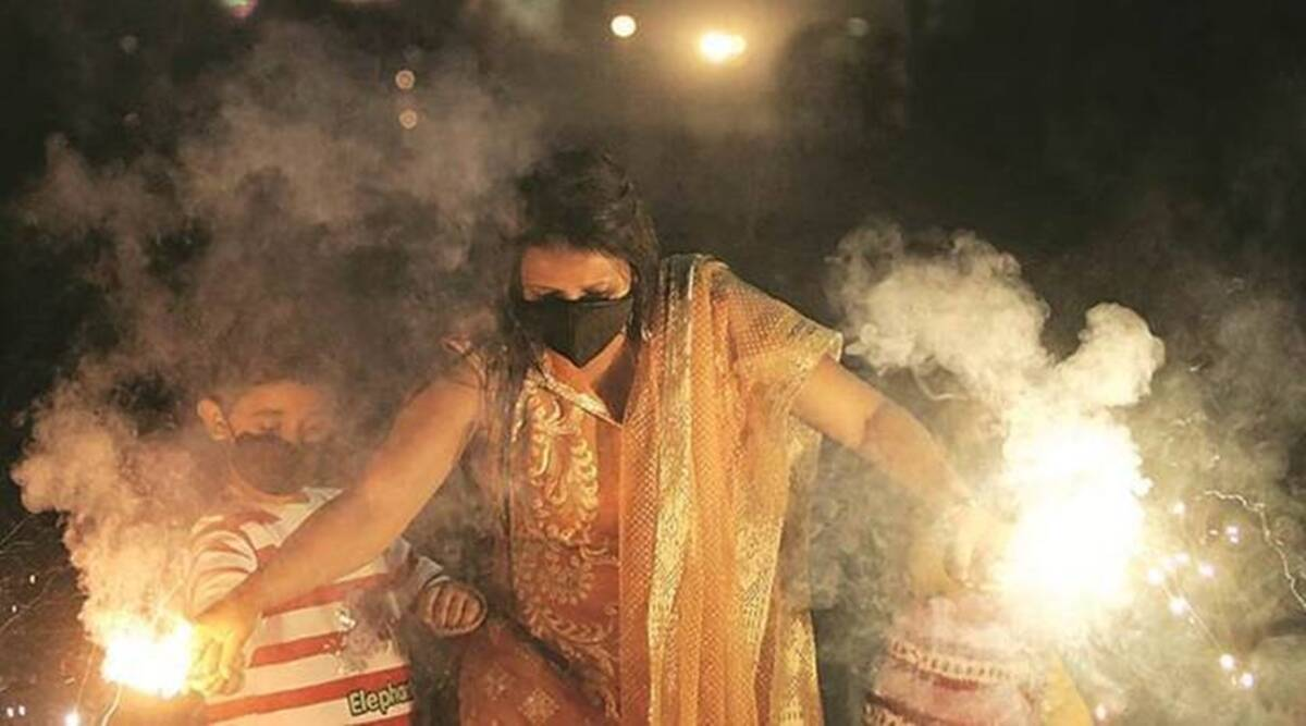 Delhi sees best post-Diwali air in 4 years, but 'poor' still