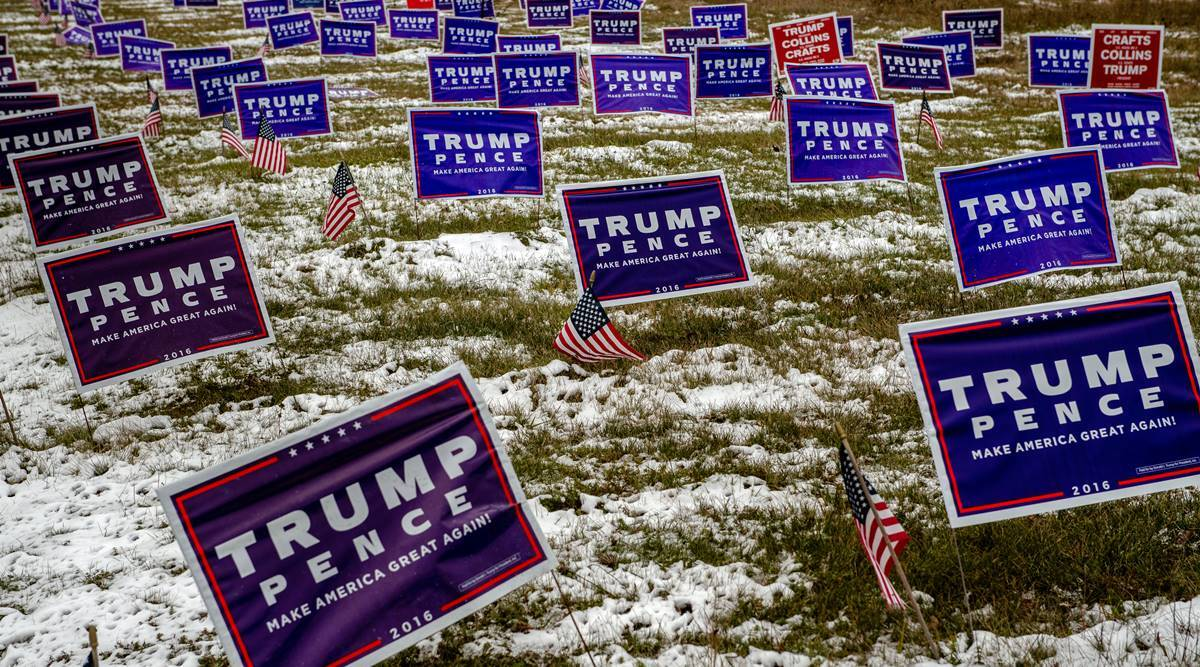 Donald Trump, US elections 2020, US election results, polls underestimated Trump, US voting results, world news