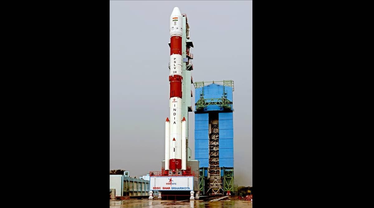 EOS-01, EOS-01 ISRO, EOS-01 countdown, earth observation satellite