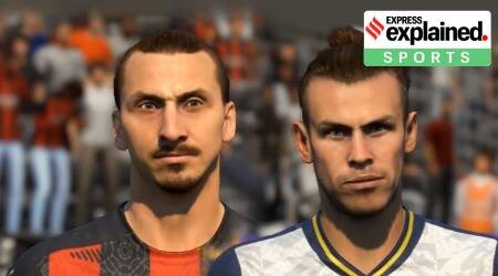 FIFA 2021, FIFA image rights, Ibrahimovic on FIFA 21, Gareth Bale on FIFA 2021, FIFA 21 download, FIFA 21 game, Indian Express