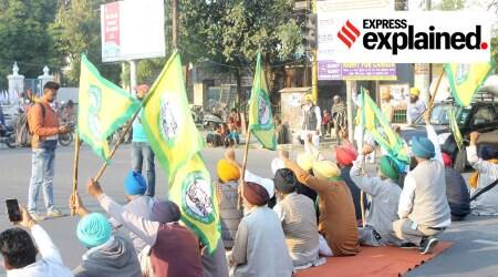 Punjab farmers protest, Dilli Chalo, Delhi Chalo, Farmer bill 2020, Punjab farmers Delhi march, farm bill protests, Chandigarh news, Punjab news, indian express