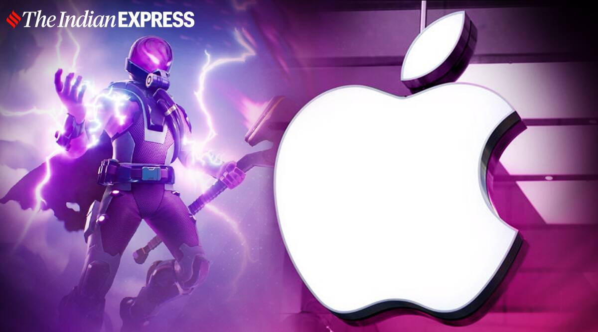 What Kinds If Ipads Run Fortnite New Report Hints Fortnite To Make A Comeback On Iphone Ipad Technology News The Indian Express