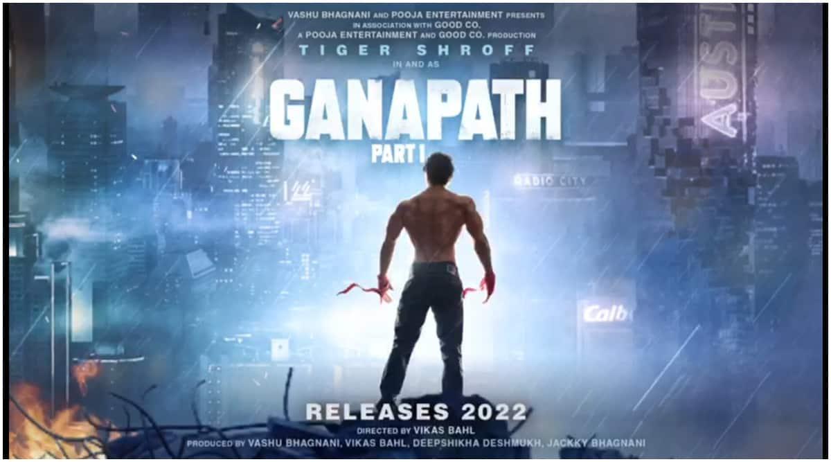 Ganapath movie