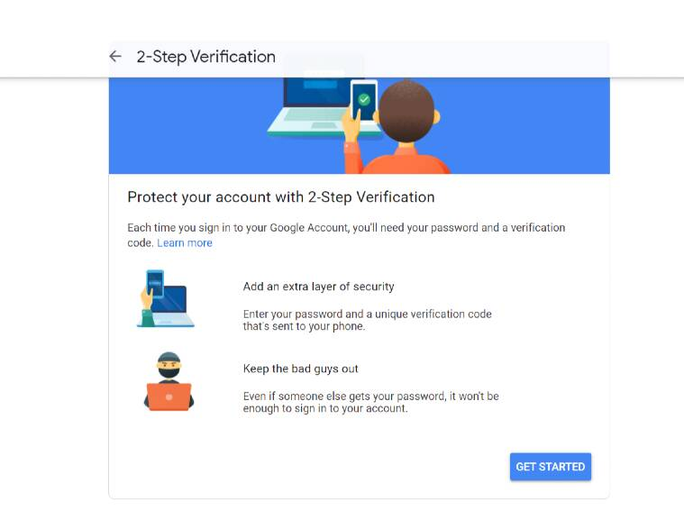 Gmail, two-step-authentication, two-step-authentication Gmail, how to set up two-step-authentication for gmail, what is two-step-authentication