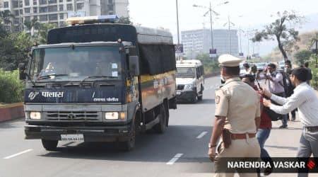 arnab goswami, arnab goswami arrested, arnab goswami in jail, arnab goswami bail, bhagat singh koshyari, anil deshmukh, mumbai city news