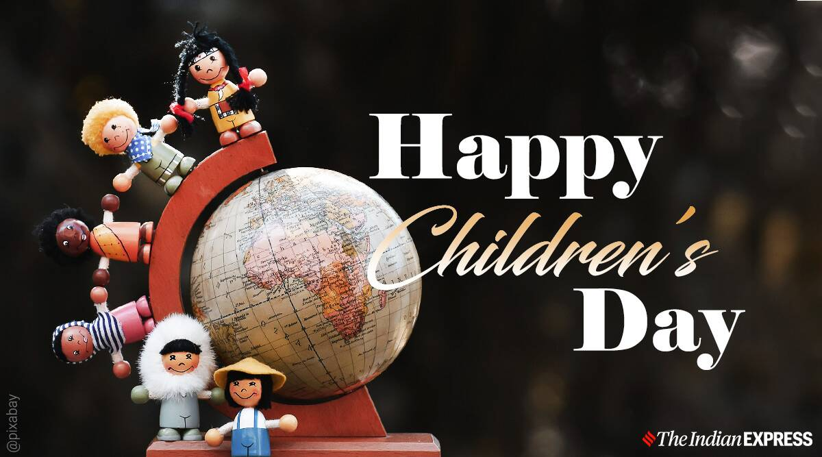 Happy Children's Day 2020: Wishes Images, Quotes, Status, Messages, Photos, Cards and Pictures