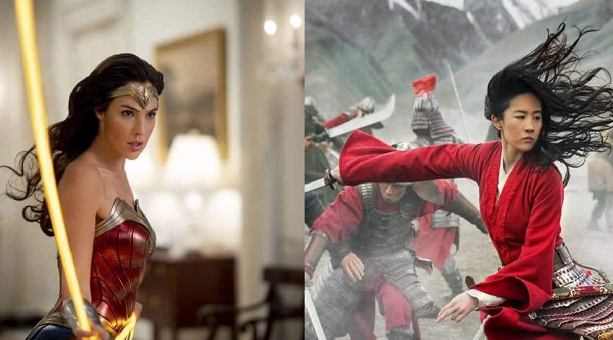 Wonder Woman and Mulan