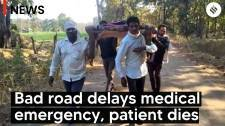 MP: Bad roads delay hospital rush, pregnant woman dies on way