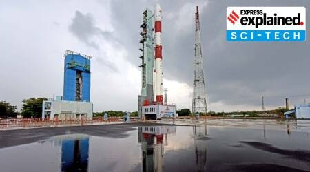 ISRO launch, Earth satellite launch, what is EOS-01, EOS-01 launch, ISRO news, Indian Express