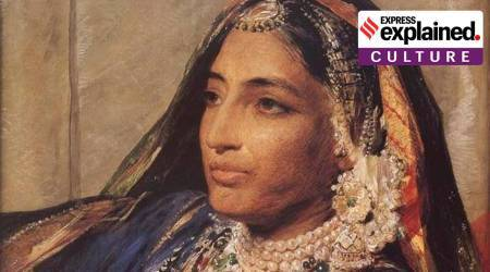 Maharani Jindan Kaur, Maharaja Ranjit Singh, Maharaja Duleep Singh, anglo sikh wars, sikh empire, british empire punjab, punjab history, express explained, indian express