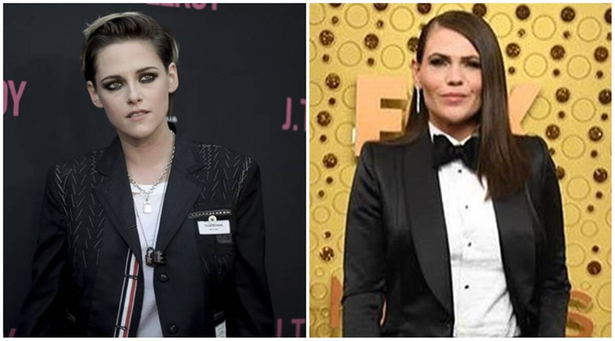 kristen stewart happiest season clea duvall