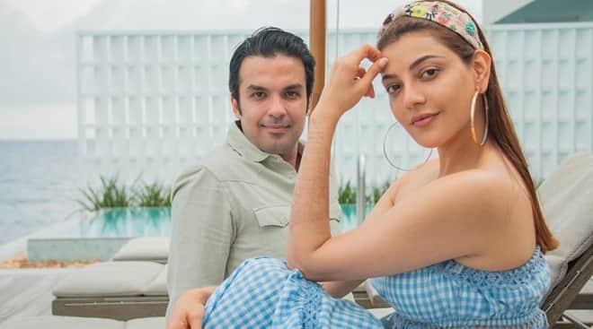 12 new photos from Kajal Aggarwal and Gautam Kitchlu's honeymoon