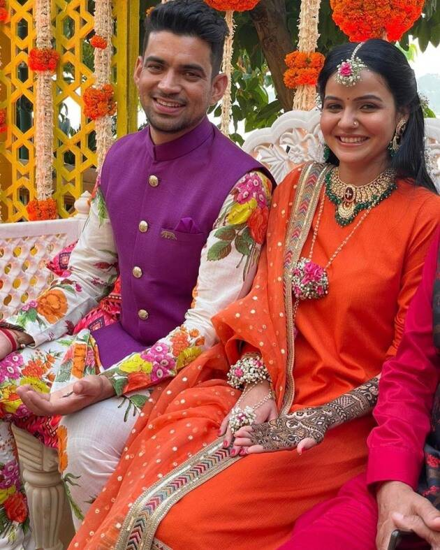Kangana Ranaut brother wedding 2