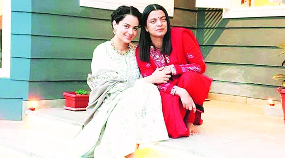 Kangana Ranaut, Rangoli Chandel move Bombay HC, Kangana Ranaut hate post, Mumbai news, Maharashtra news, Indian express news