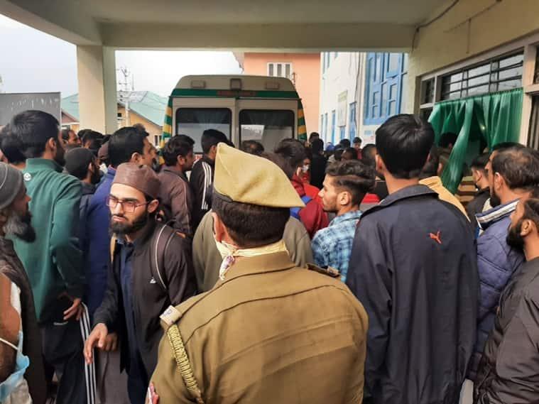 Kashmir firing Pakistan