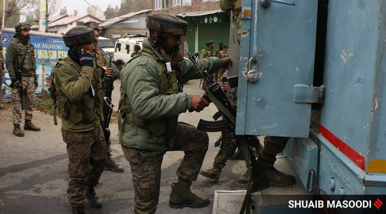 Hizbul Mujahideen chief Saifullah killed in Srinagar encounter, IGP calls it 'huge success'
